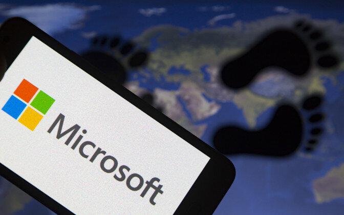 Microsoft plaanib aastaks 2030 olla süsiniknegatiivne