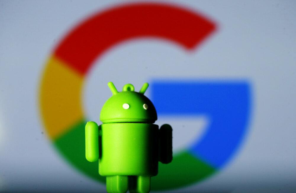 Kas su telefonil on vanem Androidi opsüsteem kui 10? Siis on pahasti
