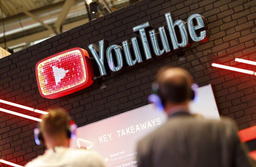 Google avalikustas esmakordselt palju YouTube raha sisse toob