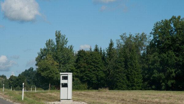 Maanteeamet käivitab see nädal kaks uut kiiruskaamerat