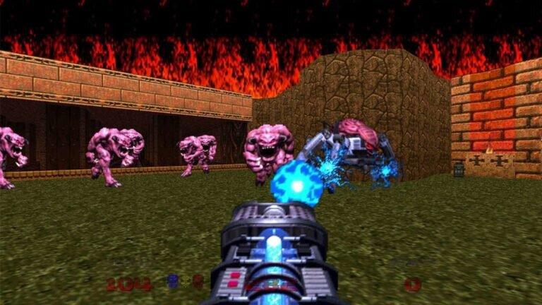 """23 aasta eest ilmunud legendaarne """"Doom 64"""" saab märtsi lõpus ootamatult lisa juurde"""