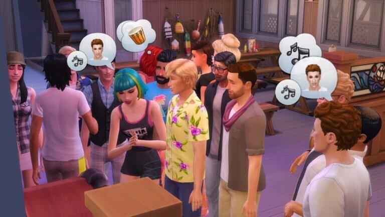 """Kui igatsed taga sõpru ja normaalset elu, siis """"The Sims 4"""" saab praegu kätte 10 euroga"""