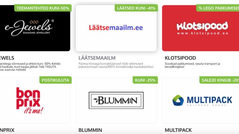 Eesti e-poodidel algab ühine soodusnädal: mis kauplused teevad vägevaimat hinnaalandust?