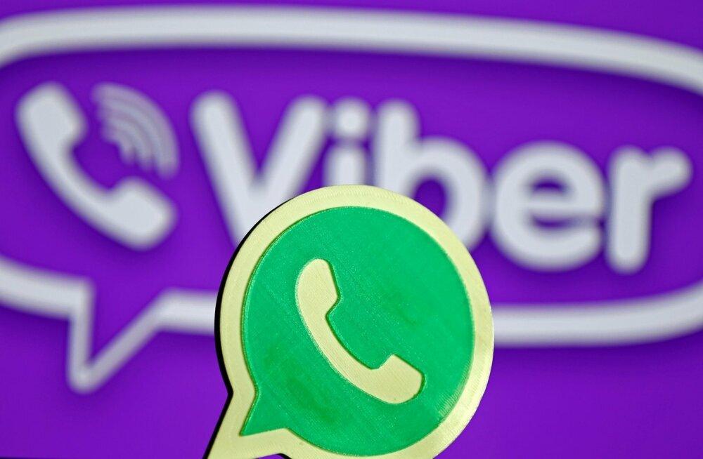 Skype, Viber ja WhatsAPP peavad end Eestis arvele võtma