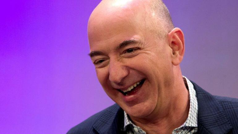 Amazoni omanik Jeff Bezos aina rikkam: ebavõrdsus kasvab hoogsalt
