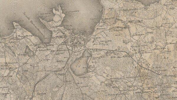 Maa-ameti kaardil saad nüüd ajas rännata esimese vabariigi aega ja 19. sajandi Liivimaale