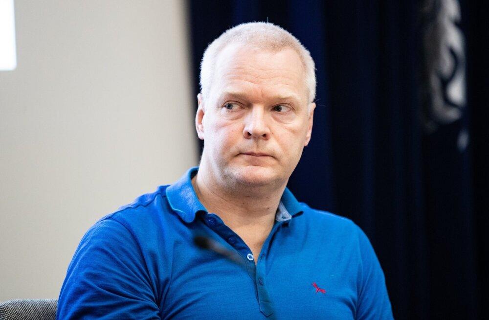 """FORTE INTERVJUU: Psühhiaater Ants Kask: alkohol ja narkootikumid on Eestis võtnud """"nähtamatu"""" epideemia mõõtmed"""